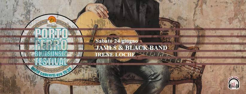 james&black band irene loche